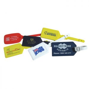 CUSTOM BAGGAGE TAGS